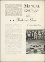 1935 Dodge City High School Yearbook Page 18 & 19