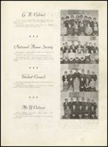 1935 Dodge City High School Yearbook Page 24 & 25