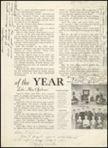 1935 Dodge City High School Yearbook Page 34 & 35