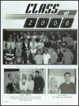 2006 Eula High School Yearbook Page 16 & 17