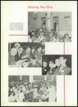 1959 Macomber Vocational High School Yearbook Page 10 & 11