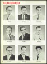 1959 Macomber Vocational High School Yearbook Page 12 & 13