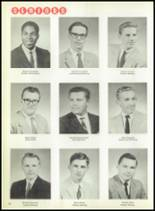 1959 Macomber Vocational High School Yearbook Page 16 & 17