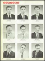 1959 Macomber Vocational High School Yearbook Page 18 & 19