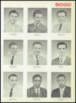 1959 Macomber Vocational High School Yearbook Page 22 & 23