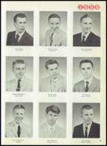 1959 Macomber Vocational High School Yearbook Page 28 & 29