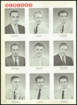 1959 Macomber Vocational High School Yearbook Page 30 & 31