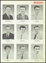 1959 Macomber Vocational High School Yearbook Page 32 & 33