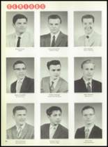1959 Macomber Vocational High School Yearbook Page 34 & 35