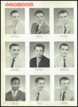 1959 Macomber Vocational High School Yearbook Page 36 & 37