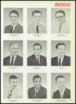 1959 Macomber Vocational High School Yearbook Page 38 & 39