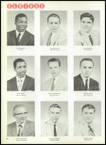 1959 Macomber Vocational High School Yearbook Page 40 & 41