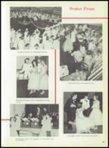 1959 Macomber Vocational High School Yearbook Page 42 & 43