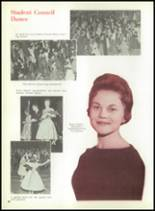 1959 Macomber Vocational High School Yearbook Page 44 & 45