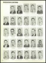 1959 Macomber Vocational High School Yearbook Page 58 & 59