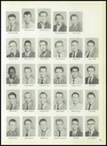 1959 Macomber Vocational High School Yearbook Page 62 & 63