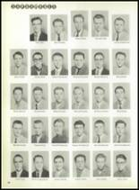 1959 Macomber Vocational High School Yearbook Page 64 & 65