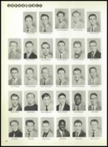 1959 Macomber Vocational High School Yearbook Page 68 & 69
