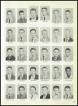 1959 Macomber Vocational High School Yearbook Page 72 & 73