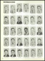 1959 Macomber Vocational High School Yearbook Page 80 & 81