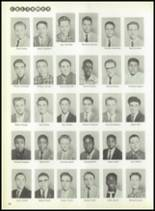 1959 Macomber Vocational High School Yearbook Page 82 & 83