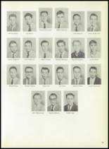 1959 Macomber Vocational High School Yearbook Page 84 & 85