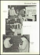 1959 Macomber Vocational High School Yearbook Page 90 & 91