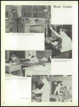 1959 Macomber Vocational High School Yearbook Page 92 & 93