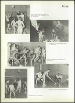1959 Macomber Vocational High School Yearbook Page 94 & 95