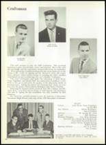 1959 Macomber Vocational High School Yearbook Page 96 & 97