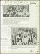 1959 Macomber Vocational High School Yearbook Page 98 & 99