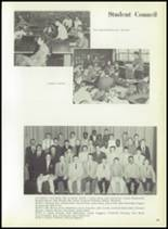 1959 Macomber Vocational High School Yearbook Page 100 & 101