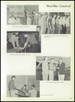 1959 Macomber Vocational High School Yearbook Page 104 & 105