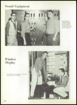 1959 Macomber Vocational High School Yearbook Page 108 & 109
