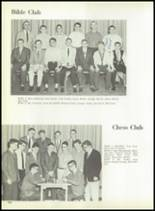 1959 Macomber Vocational High School Yearbook Page 128 & 129