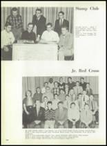 1959 Macomber Vocational High School Yearbook Page 130 & 131