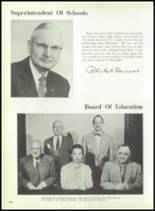 1959 Macomber Vocational High School Yearbook Page 134 & 135
