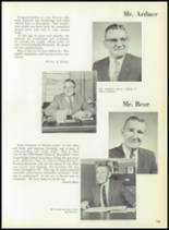 1959 Macomber Vocational High School Yearbook Page 136 & 137