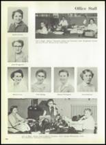 1959 Macomber Vocational High School Yearbook Page 142 & 143