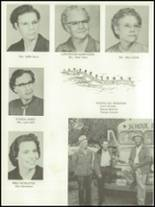 1955 Baird High School Yearbook Page 14 & 15