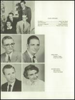 1955 Baird High School Yearbook Page 16 & 17