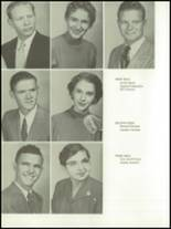 1955 Baird High School Yearbook Page 18 & 19