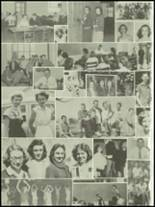1955 Baird High School Yearbook Page 20 & 21