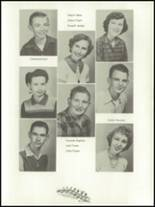 1955 Baird High School Yearbook Page 24 & 25