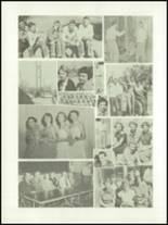 1955 Baird High School Yearbook Page 26 & 27