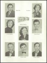 1955 Baird High School Yearbook Page 28 & 29