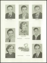 1955 Baird High School Yearbook Page 30 & 31