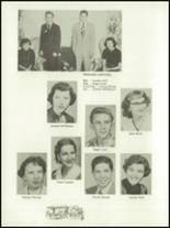 1955 Baird High School Yearbook Page 32 & 33
