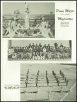 1955 Baird High School Yearbook Page 52 & 53