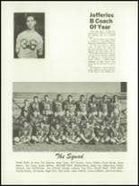 1955 Baird High School Yearbook Page 58 & 59